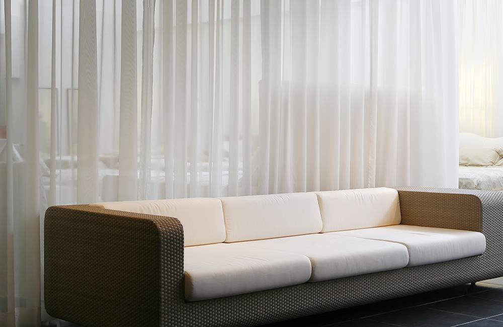Hotel Window Coverings