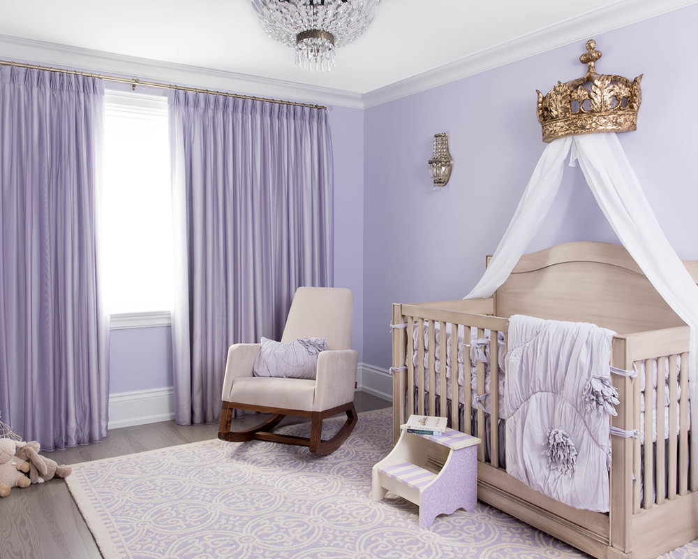 Kids Bedroom Draperies